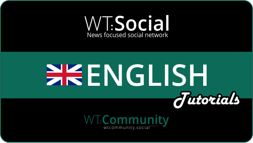 WT:Social Tutorials English