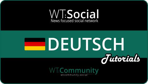 wtsocial deutsch tutorials