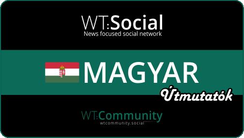 WT:Social Magyar Útmutatók