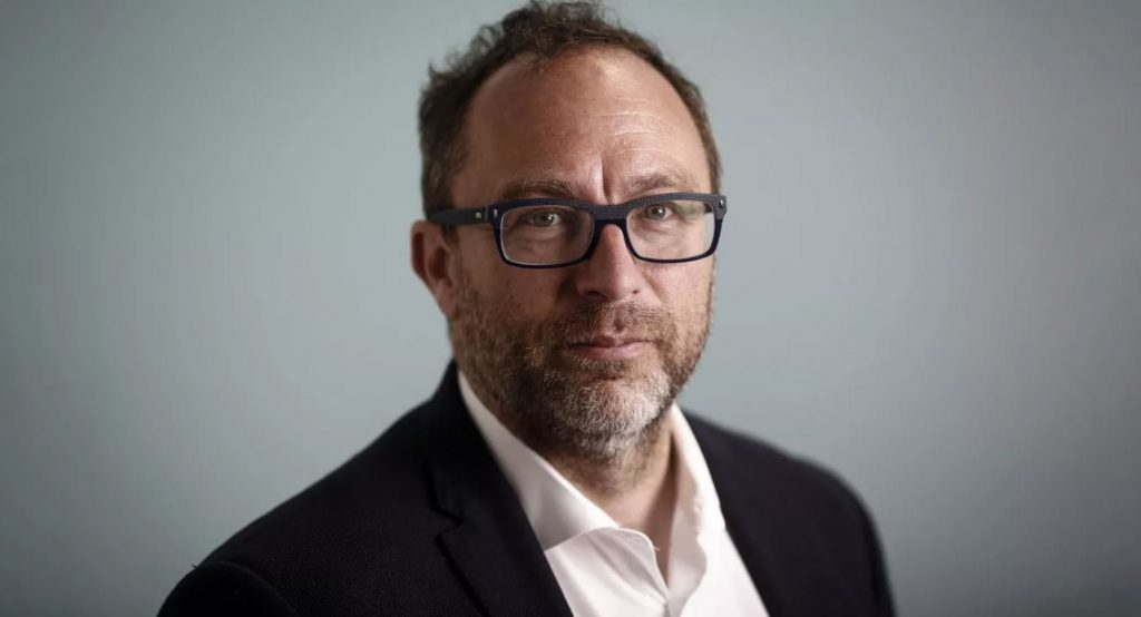 Wikipedia Founder Jimmy Wales is Taking on Facebook and the Dangers Lurking in the Rise of Artificial Intelligence